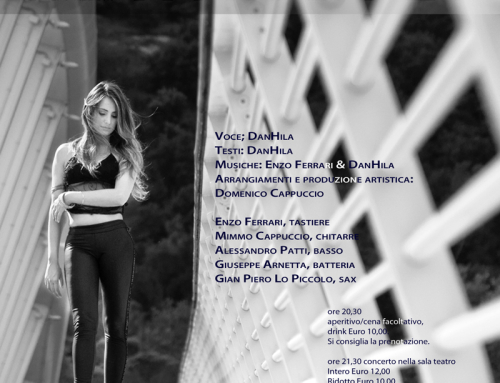 Presentazione Album White Fly, l'8 Dicembre a Roma
